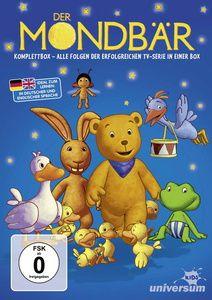 Der Mondbär (1. Staffel, 26 Folgen), Rolf Fänger, Ulrike Möltgen