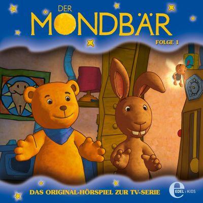 Der Mondbär, Folge 1 (Das Original-Hörspiel zur TV-Serie)
