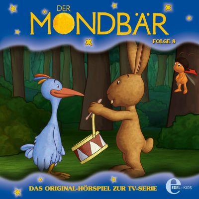Der Mondbär, Folge 8 (Das Original-Hörspiel zur TV-Serie)