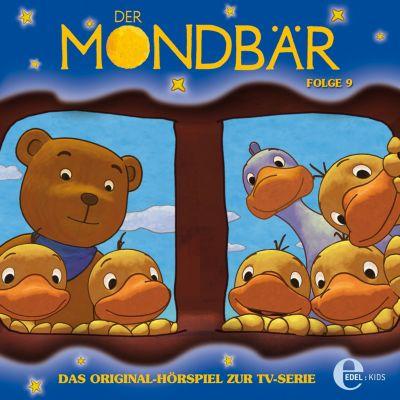 Der Mondbär, Folge 9 (Das Original-Hörspiel zur TV-Serie)