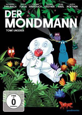 Der Mondmann, Tomi Ungerer