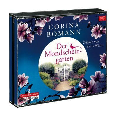 Der Mondscheingarten, 6 Audio-CDs, Corina Bomann