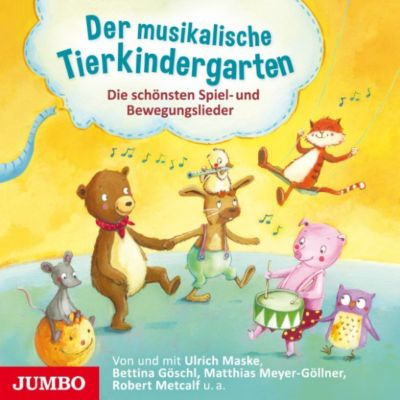 Der musikalische Tierkindergarten, Various Artists