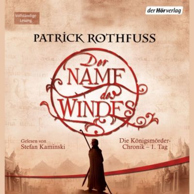 Der Name des Windes, Patrick Rothfuss