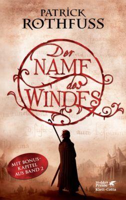Der Name des Windes, Patrick Rothfuss