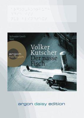 Der nasse Fisch, 1 MP3-CD, Volker Kutscher