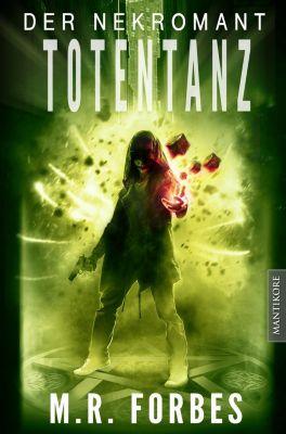 Der Nekromant - Totentanz - M. R. Forbes |