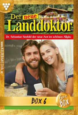 Der neue Landdoktor Box: Der neue Landdoktor Jubiläumsbox 6 - Arztroman, Tessa Hofreiter