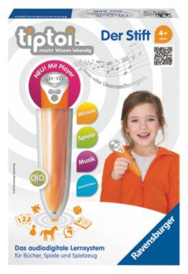 Der neue tiptoi Stift