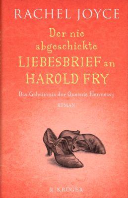 Der nie abgeschickte Liebesbrief an Harold Fry, Rachel Joyce