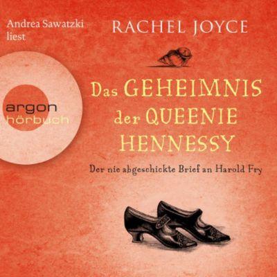 Der nie abgeschickte Liebesbrief an Harold Fry - Das Geheimnis der Queenie Hennessy (Ungekürzte Lesung), Rachel Joyce