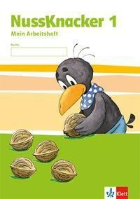Der Nussknacker, Ausgabe Sachsen und Thüringen (2014): 1. Schuljahr, Arbeitsheft