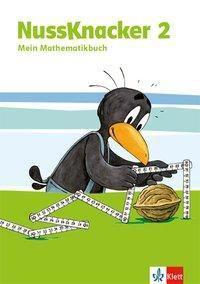 Der Nussknacker, Neue Ausgabe 2014 für Baden-Württemberg, Hessen, Rheinland-Pfalz, Saarland: 2. Schuljahr, Mein Mathematikbuch