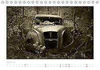 Der Oldtimer - geliebt und vergessen (Tischkalender 2019 DIN A5 quer) - Produktdetailbild 4
