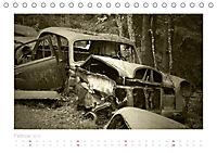 Der Oldtimer - geliebt und vergessen (Tischkalender 2019 DIN A5 quer) - Produktdetailbild 2