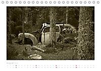 Der Oldtimer - geliebt und vergessen (Tischkalender 2019 DIN A5 quer) - Produktdetailbild 8