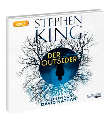 Der Outsider, 3 MP3-CDs - Stephen King |