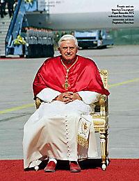Der Papst zuhause - Produktdetailbild 7