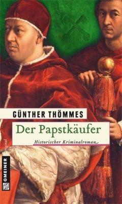 Der Papstkäufer - Günther Thömmes |
