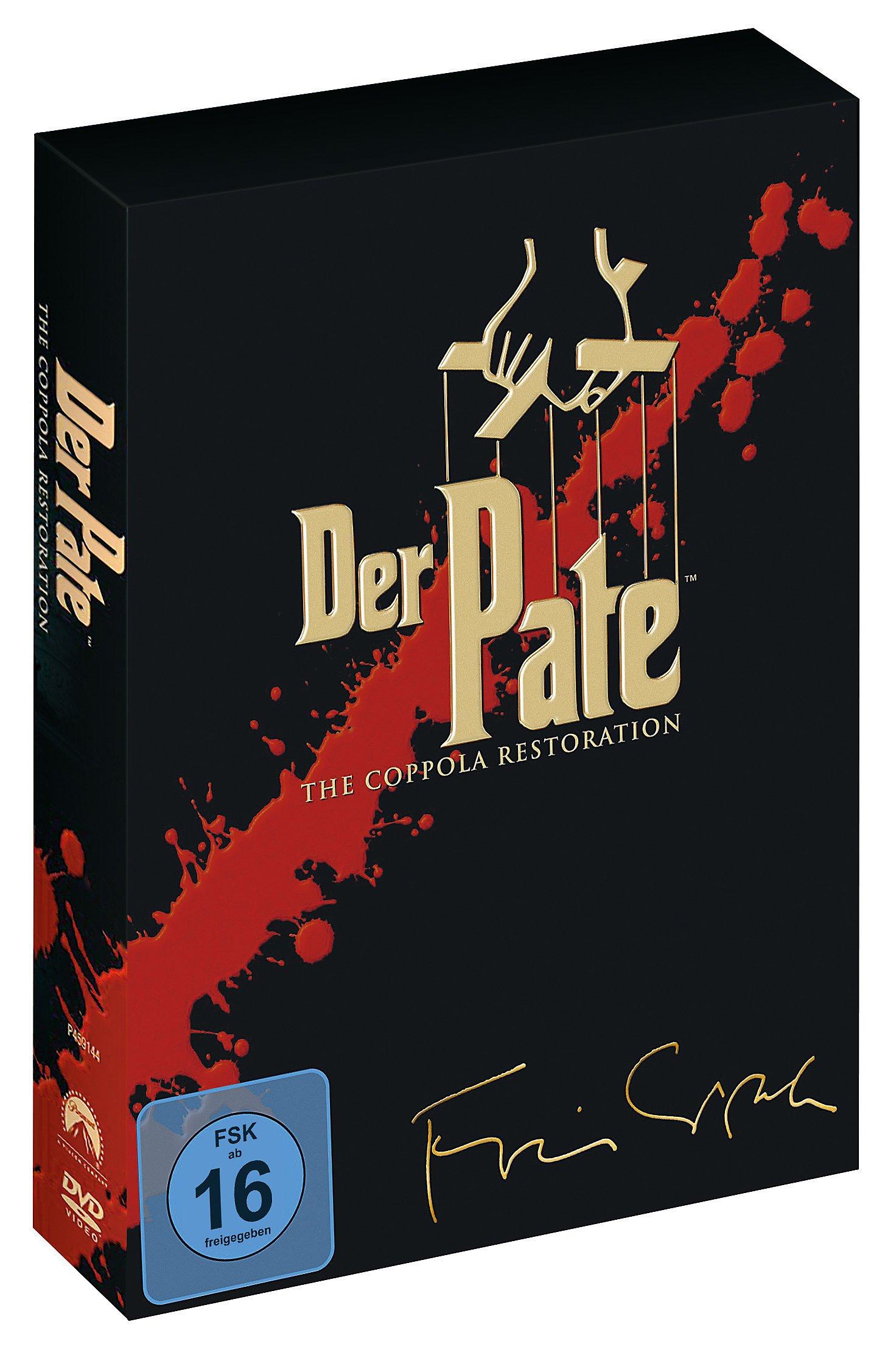 Der Pate The Coppola Restoration Dvd Bei Weltbildde Bestellen