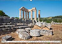DER PELOPONNES (Wandkalender 2019 DIN A2 quer) - Produktdetailbild 2