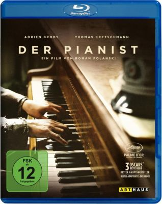 Der Pianist, 1 Blu-ray (Special Edition)