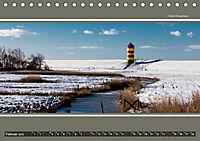Der Pilsumer Leuchtturm (Tischkalender 2019 DIN A5 quer) - Produktdetailbild 2