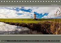 Der Pilsumer Leuchtturm (Tischkalender 2019 DIN A5 quer) - Produktdetailbild 8