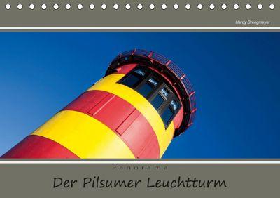 Der Pilsumer Leuchtturm (Tischkalender 2019 DIN A5 quer), Hardy Dreegmeyer