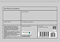 Der Pilsumer Leuchtturm (Tischkalender 2019 DIN A5 quer) - Produktdetailbild 13