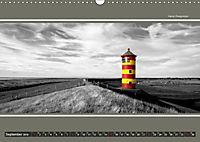 Der Pilsumer Leuchtturm (Wandkalender 2019 DIN A3 quer) - Produktdetailbild 9