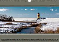 Der Pilsumer Leuchtturm (Wandkalender 2019 DIN A4 quer) - Produktdetailbild 2