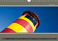 Der Pilsumer Leuchtturm (Wandkalender 2019 DIN A4 quer) - Produktdetailbild 3