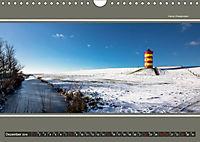 Der Pilsumer Leuchtturm (Wandkalender 2019 DIN A4 quer) - Produktdetailbild 12