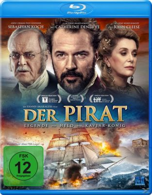 Der Pirat - Legende - Held - Kaviar-König, Yannis Smaragdis, Panagiotis Pashidis, Jackie Pavlenko, Vladimir Valutskiy