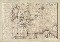 Der Portulan-Atlas des Battista Agnese - Produktdetailbild 1