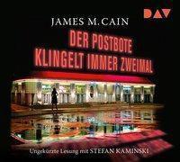 Der Postbote klingelt immer zweimal, 3 Audio-CDs, James M. Cain