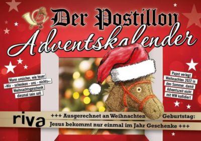 Der Postillon Adventskalender - Stefan Sichermann |