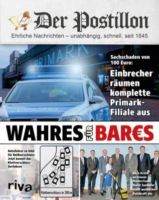 Der Postillon - Wahres für Bares - Stefan Sichermann |