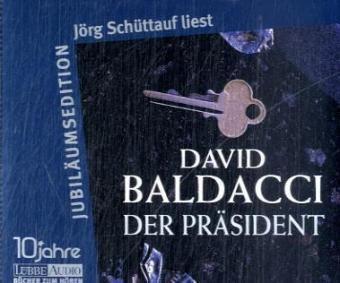 Der Präsident, Hörbuch, David Baldacci
