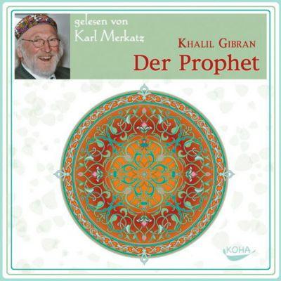 Der Prophet, Audio-CD, Khalil Gibran