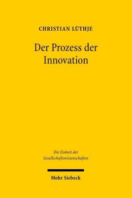 Der Prozess der Innovation, Christian Lüthje