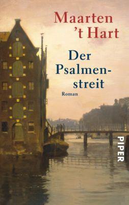 Der Psalmenstreit - Maarten 't Hart |