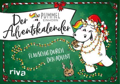 Der Pummeleinhorn-Adventskalender - Pummeleinhorn |