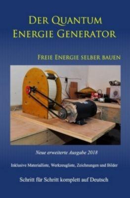 Der Quantum Energie Generator, Patrick Weinand