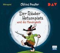 Der Räuber Hotzenplotz und die Mondrakete, 1 Audio-CD - Otfried Preußler pdf epub