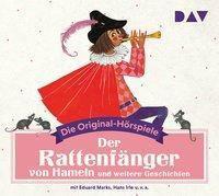 Der Rattenfänger von Hameln und weitere Geschichten, 1 Audio-CD -  pdf epub