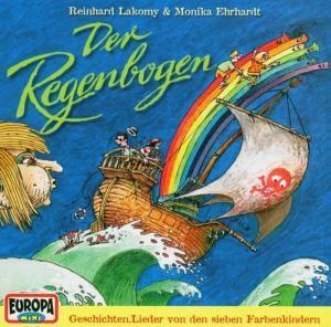 Der Regenbogen, Reinhard Lakomy, Monika Ehrhardt