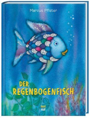 Der Regenbogenfisch, Marcus Pfister