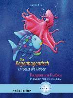 Der Regenbogenfisch entdeckt die Tiefsee, Deutsch-Russisch, Marcus Pfister